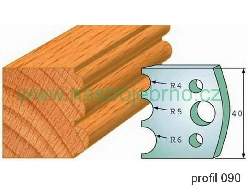 Profilový nůž 090 PILANA