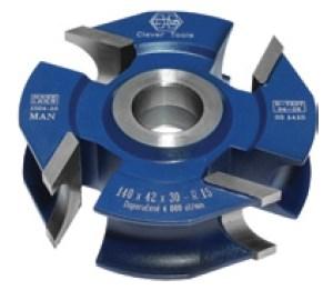 Fréza na dřevo půlkruhová vydutá HSS 120x30-R10