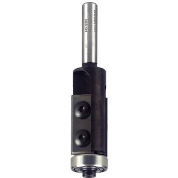IGM F043 Ořezávací žiletková fréza s ložiskem - D19x30 L85 S=12,7 HM