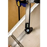 IGM Fachmann Digitální úhlové pravítko - 500mm (celkem 1000mm)