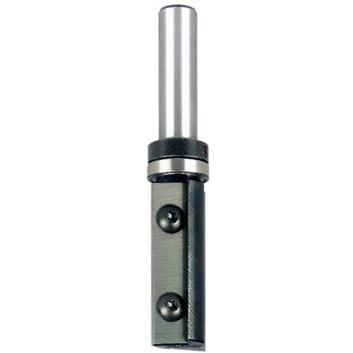 IGM F045 Ořezávací žiletková fréza s ložiskem - D16x35 B16 L80 S=8 HM