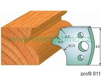 Profilový nůž 011 PILANA