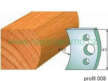 Profilový nůž 008 PILANA