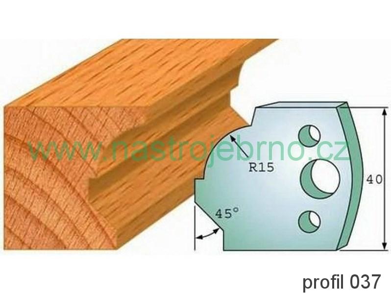 Profilový nůž 037 PILANA