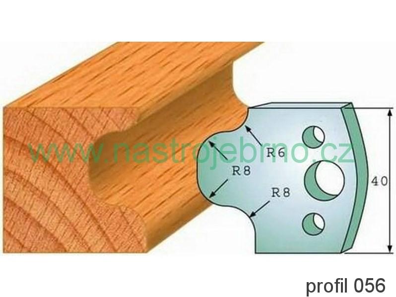 Omezovač profilových nožů 056 PILANA