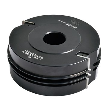 IGM Spárovací fréza na spoje - D130x50 d30 Z2 Alu