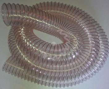 Odsávací hadice WIRE TPU-Z D100 - 10bm