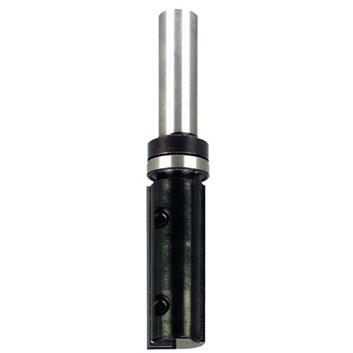 F050 Ořezávací žiletková fréza na lamino - D19x49,5 B19 L100 S=12 HM