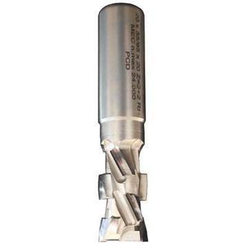 IGM Fachmann Diamantová fréza Z2+1 D20x26 L90 S=20x50 H3