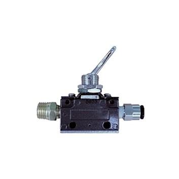 Pákový ventil pro přísavku M964