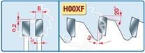 SK pilový kotouč na lamino - trapézové zuby