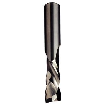 IGM 190 Drážkovací spirálová fréza pozitivně-negativní HWM D10x32 L80 S=10 Z2+2