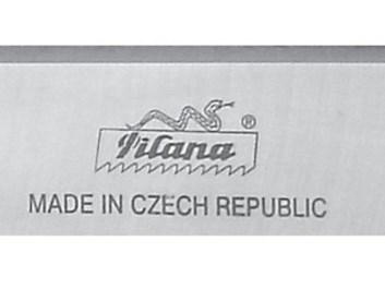 Hoblovací nůž PILANA 5811 190x30x3 HSS18%W