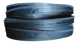 Pilový pás na dřevo bimetal 4140x34x1,1 - t=22 PILOUS