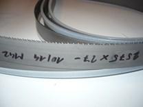 Pilový pás na kov bimetal šíře 27 mm - ozubení 10/14 - jemné