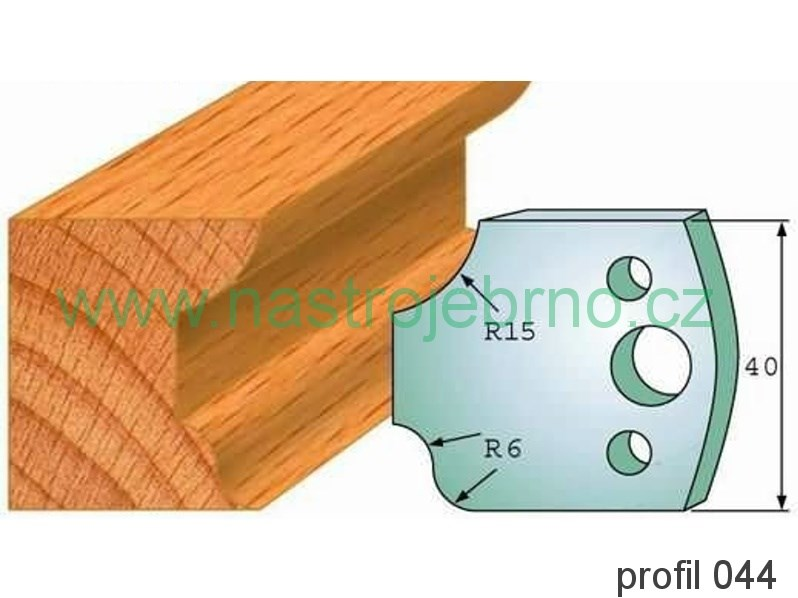 Profilový nůž 044 PILANA