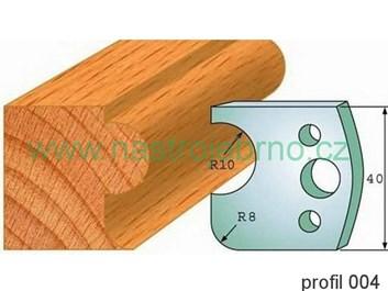 Profilový nůž 004 PILANA