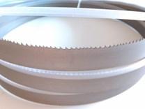 Pilový pás na kov bimetal šíře 27 mm - ozubení 4/6 - hrubé
