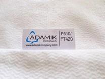 Odsavač pilin ADAMIK FT416  VSF - Textilní - detail filtračního pytle