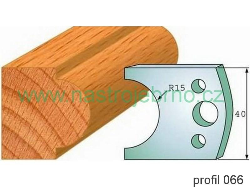 Omezovač profilových nožů 066 PILANA