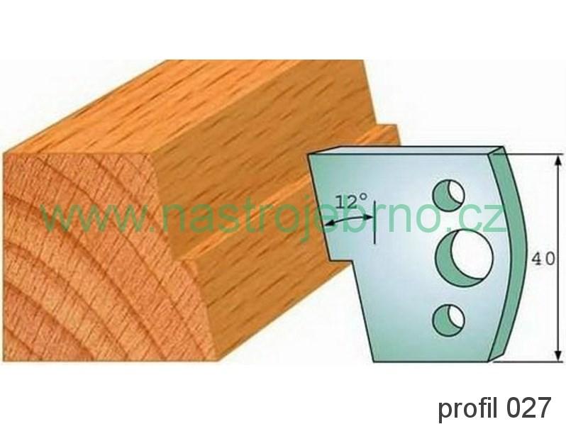 Profilový nůž 027 PILANA