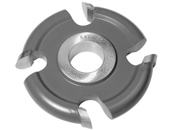 Fréza rádiusová půlkruhová vypouklá KARNED 5017 80x30 R03