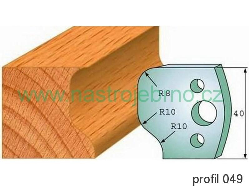 Profilový nůž 049 PILANA