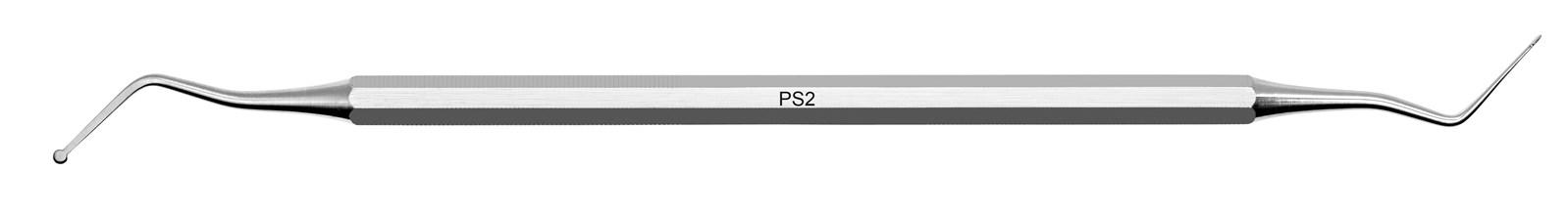 Mikrochirurgický nůž - PS2, ADEP červený