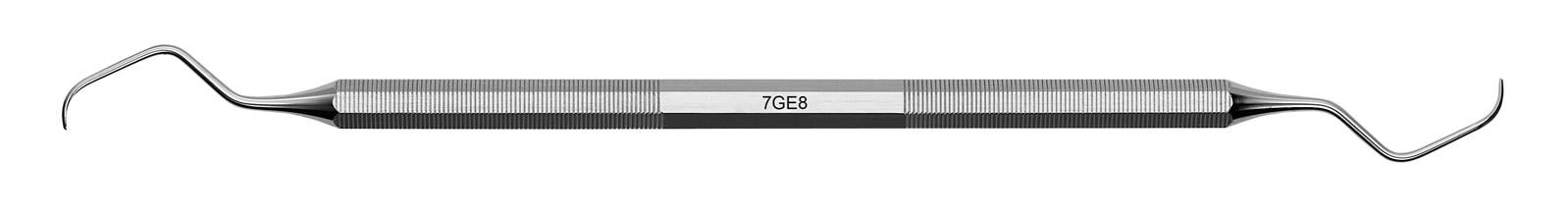 Kyreta Gracey Classic - 7GE8, ADEP silikonový návlek červený