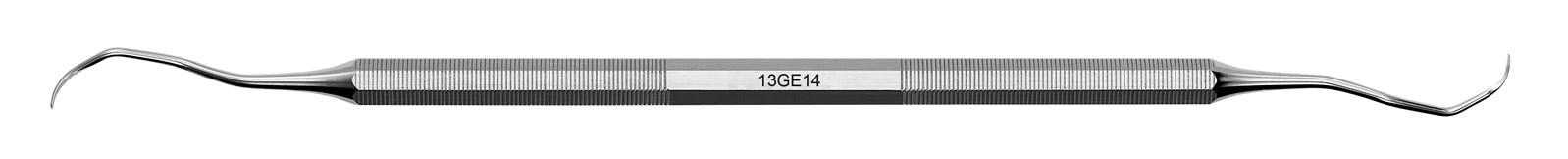 Kyreta Gracey Classic - 13GE14, ADEP silikonový návlek červený