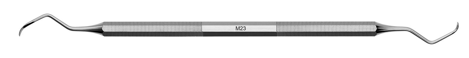 Scaler univerzální - M23, Bez návleku