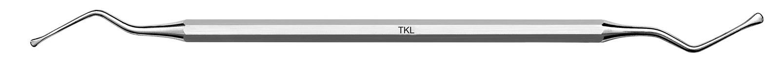 Nůž pro tunelovou techniku - TKL, ADEP světle zelený