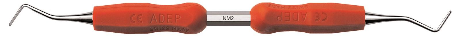 Lžičkové dlátko - NM2, ADEP červený