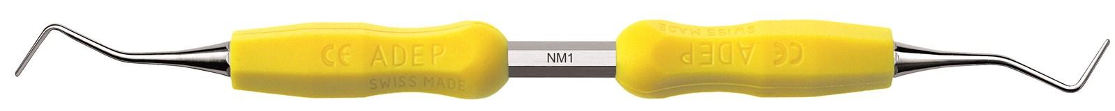 Lžičkové dlátko - NM1, ADEP žlutý