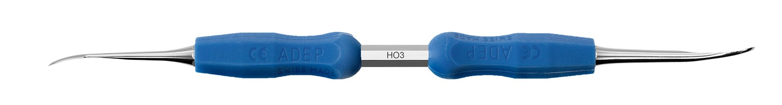 Periosteální elevator - HO3, ADEP světle modrý