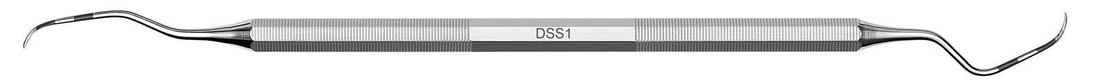 Kyreta Deppeler smart scaling (DSS) - DSS1, ADEP červený