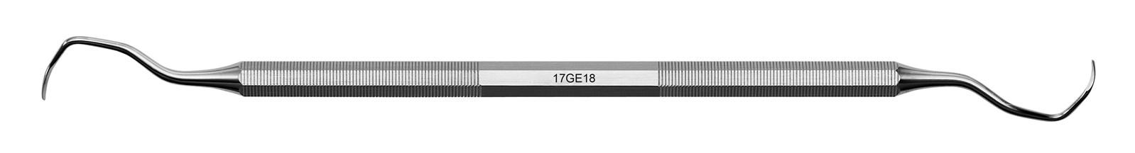 Kyreta Gracey Classic - 17GE18, ADEP silikonový návlek tmavě zelený