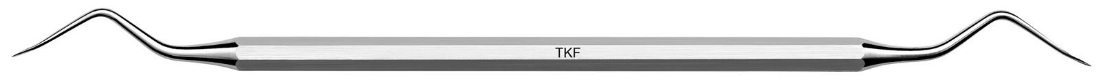 Nůž pro tunelovou techniku - TKF, ADEP tmavě zelený