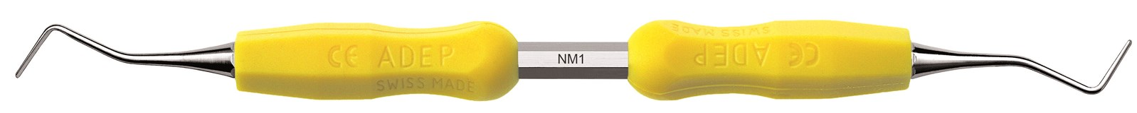Lžičkové dlátko - NM1, ADEP červený