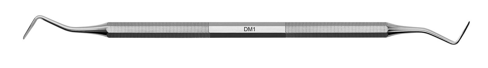Lžičkové dlátko - DM1, ADEP světle modrý