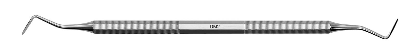 Lžičkové dlátko - DM2, ADEP světle zelený